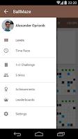 Screenshot of BallMaze - Puzzle game