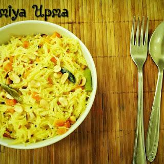 Semiya / Vermicelli Upma