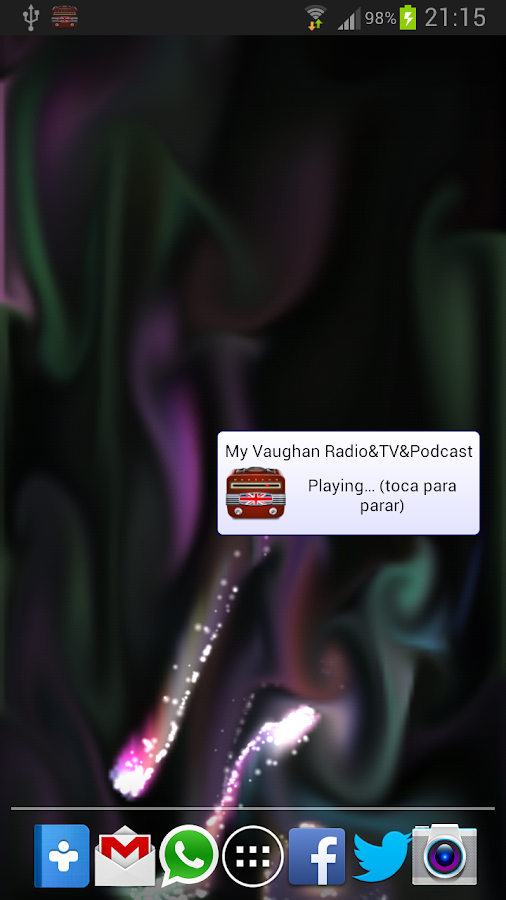 My Vaughan Radio & Podcast- screenshot
