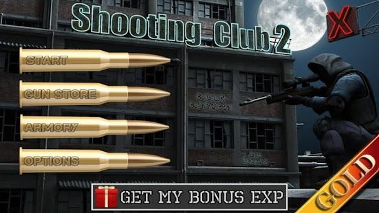 Shooting club 2: Gold - screenshot thumbnail