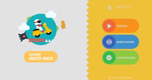Super Moto Race