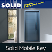 Solid Mobile Key