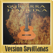 Guitar flamenco for Sevillanas