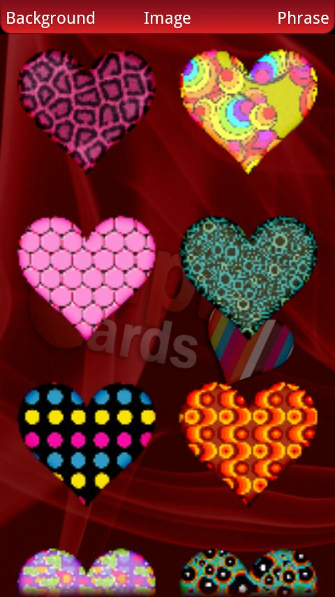 CupidCards Free - screenshot