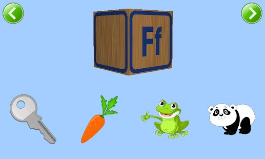 Kids ABC Phonics Lite - screenshot thumbnail
