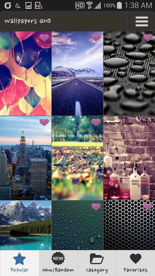 wallpaper android qhd: Best Wallpapers QHD- Screenshot