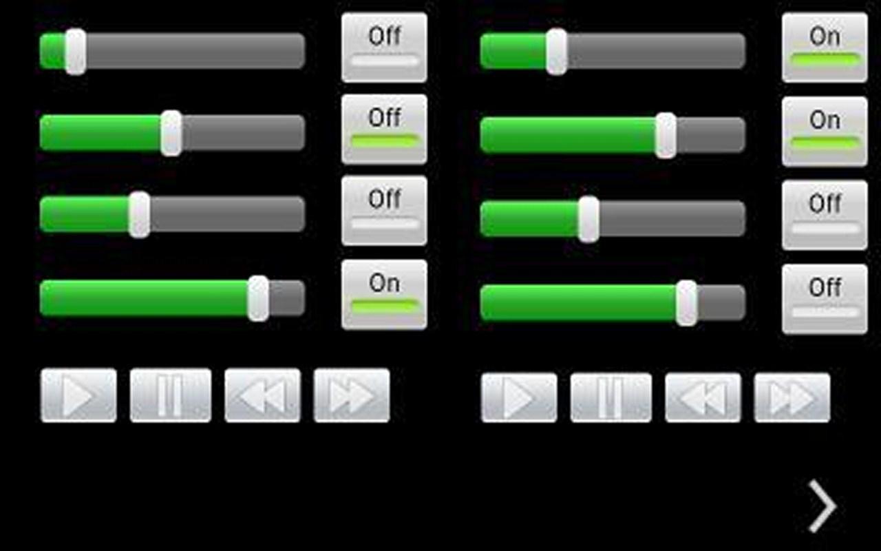 MidiDroide- screenshot