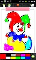 Screenshot of Kids Painter (LG Ranking 8)