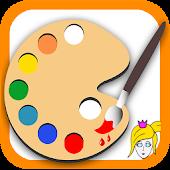 Princess Coloring Games