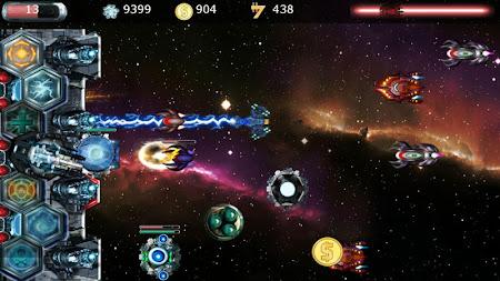 Galaxy Defender: Battlestation 1.09 screenshot 25743