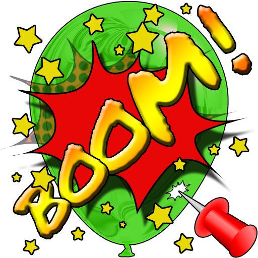 Pop the Balloon Game HD Free LOGO-APP點子