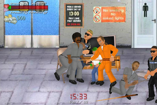 Hard Time (Prison Sim) 1.401 screenshots 2