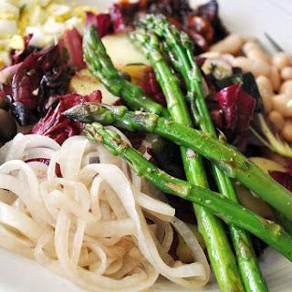 Spring Nicoise Salad