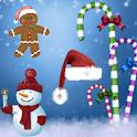 Christmas Joy Live Animated logo