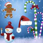 Christmas Joy Live Animated icon
