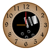 reloj musical