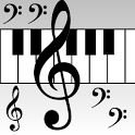 Synthesizer and Scores midi icon