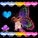 Fairy Rainbow Live Wallpaper