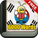 Learn Korean 6,000 Words icon