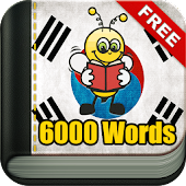 Learn Korean - 6,000 Words