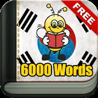 Learn Korean 6000 Words 4.52