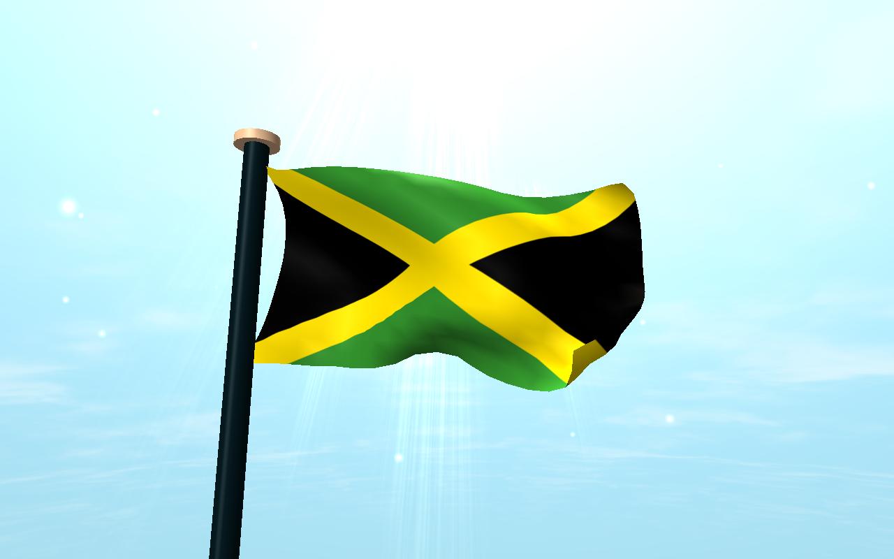 jamaican flag pole - photo #47
