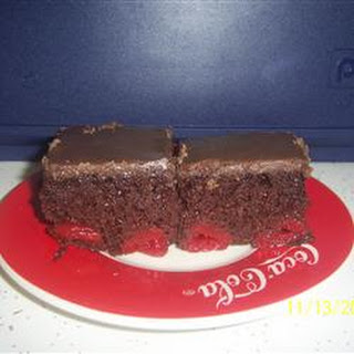 Chocolate Cherry Cake I