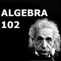 Algebra 102 logo
