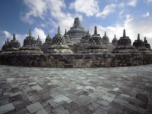 Amazing Borobudur Wallpaper