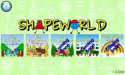 ShapeWorld Children's Stories