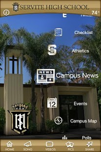 Servite High School - screenshot thumbnail