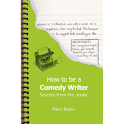 How To Be A Comedy Writer-Book logo