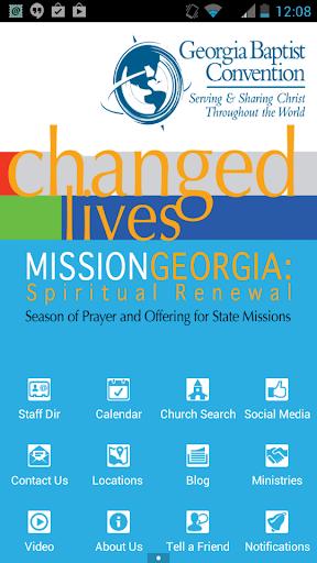 Georgia Baptist Convention