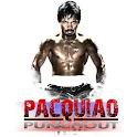 Pacquiao Punchouts! logo