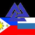 Russian Filipino Dictionary icon