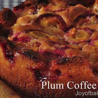 Plum Coffee Tested Cake.