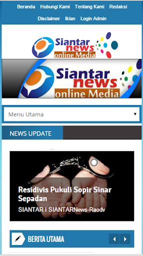 Siantar News