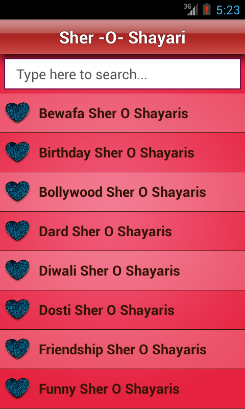 Marathi Shayari - Android Apps on Google Play