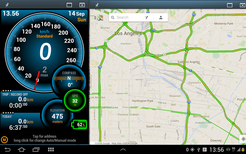 Ulysse Speedometer Pro Screenshot 8