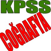 KPSS Coğrafya Konu Anlatım Oku