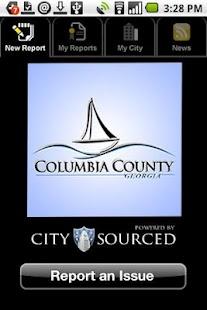 Columbia GA, Citizen Reporter- screenshot thumbnail