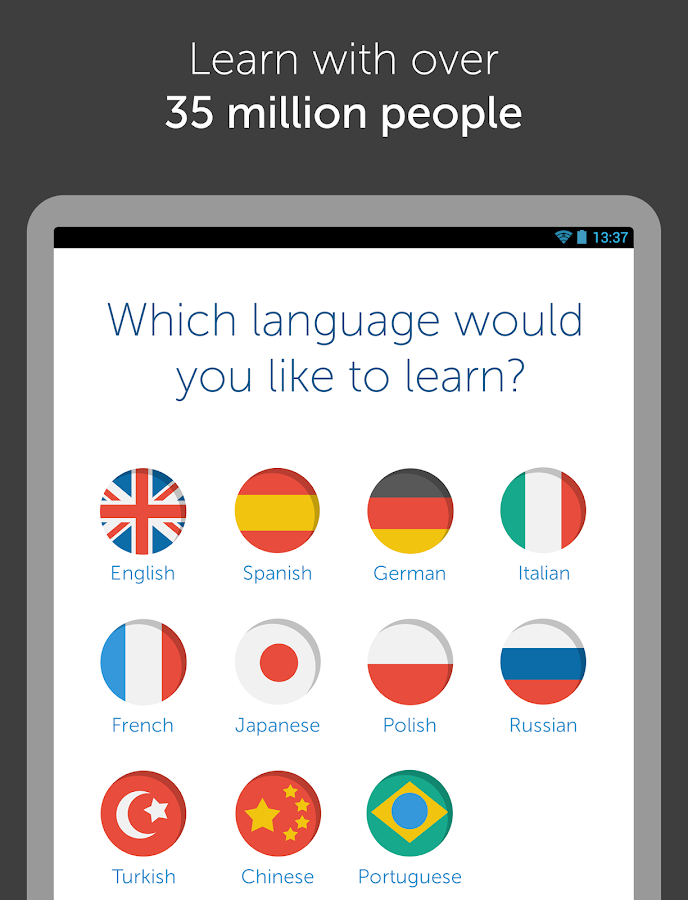 Learn Languages Free - busuu - screenshot