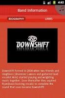 Screenshot of Downshift