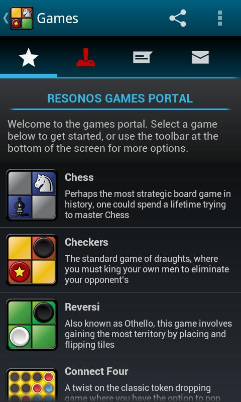Board Games Online - screenshot