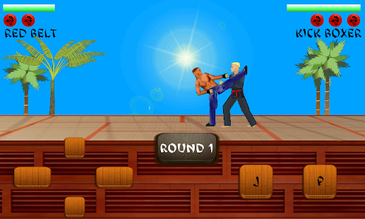 Kung Fu Legend Screenshot