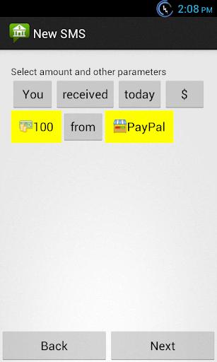 玩免費財經APP|下載銀行簡訊 Bank SMS app不用錢|硬是要APP