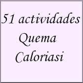 51 actividades Quema Caloriasi