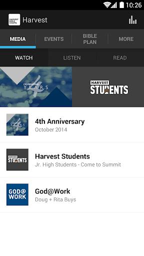 Harvest Bible Chapel Denver