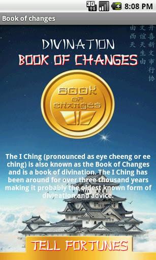 玩免費生活APP|下載I Ching - Book of changes app不用錢|硬是要APP