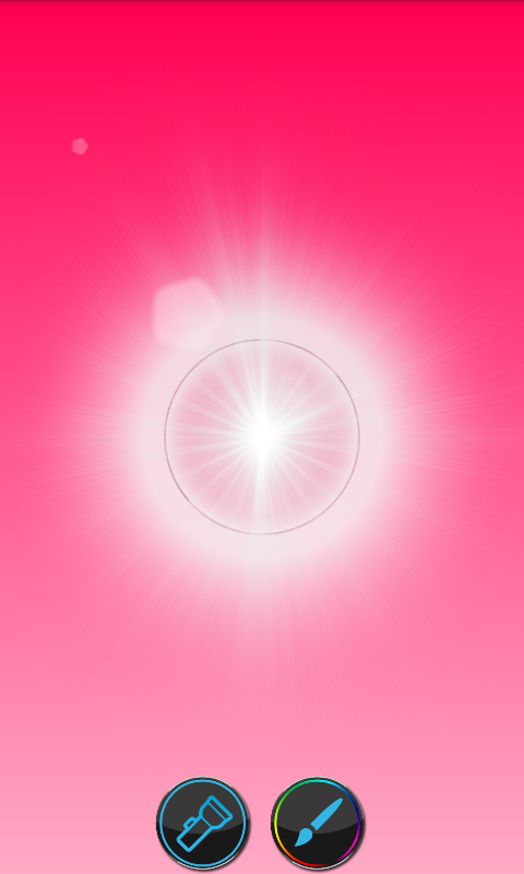 Shake it Flashlight - screenshot